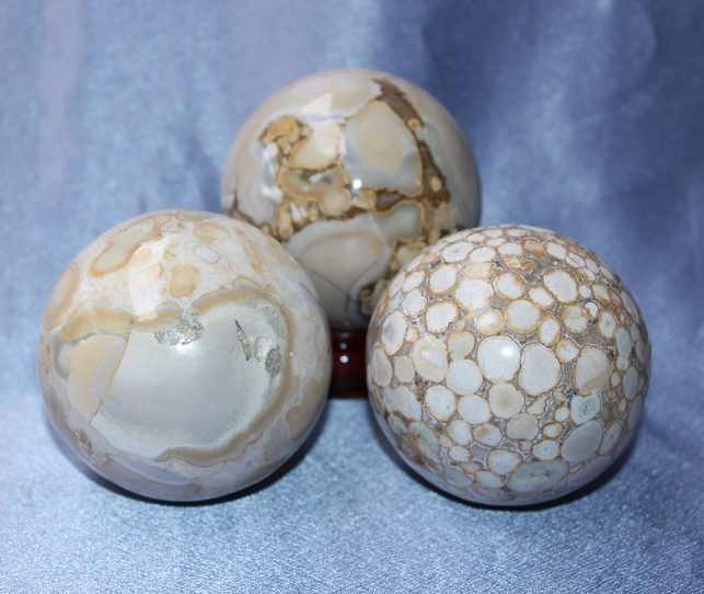 Agate Sphere 1pc