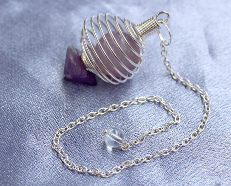 Amethyst Ball Cage P