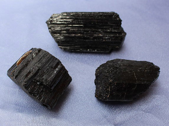 Black Tourmaline Natural