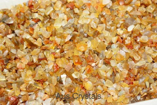 Yellow Aventurine Chips 1