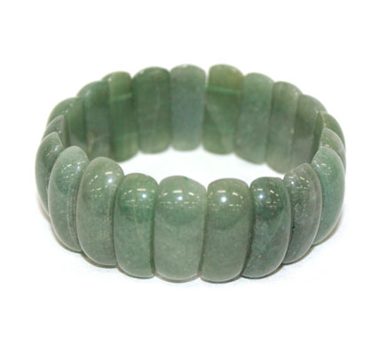 Green Aventurine Rounded