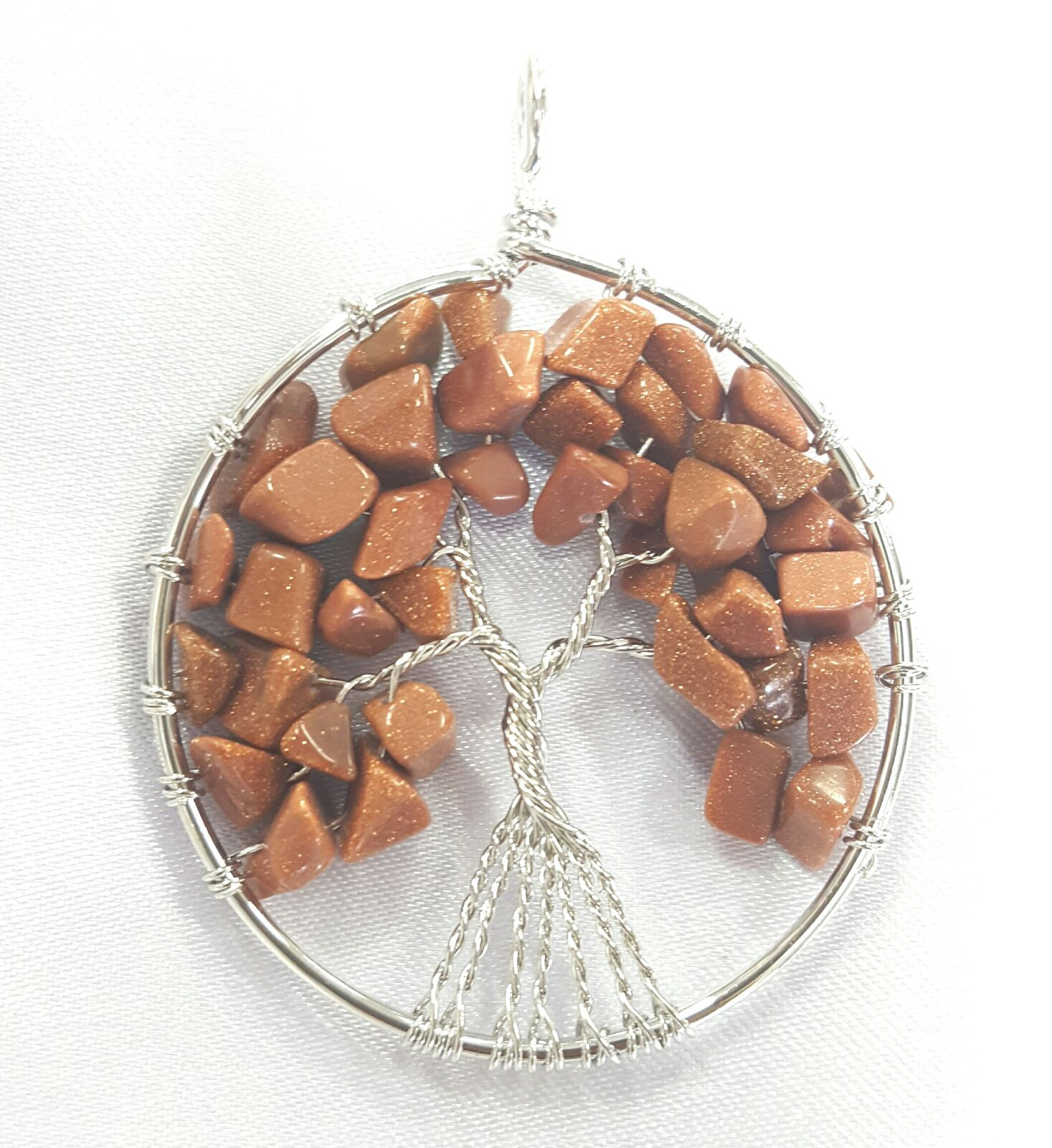 Goldstone Tree of Life Pe