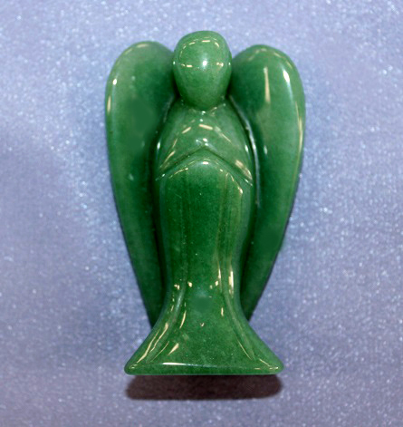 Green Aventurine Angel 7.