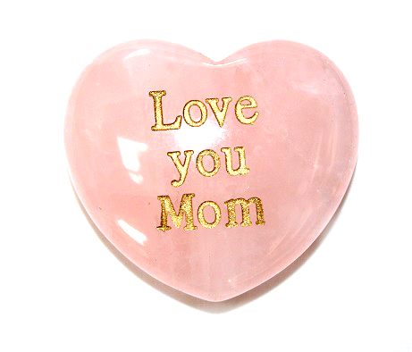 Heart - Love you Mom