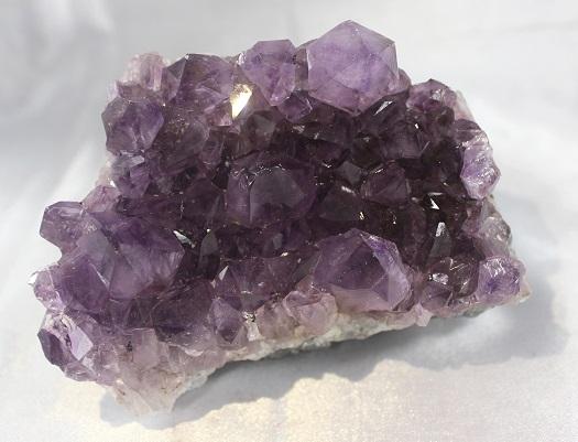 Amethyst Cluster 09