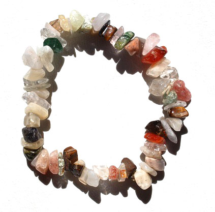 Mix-Crystals Bracelet