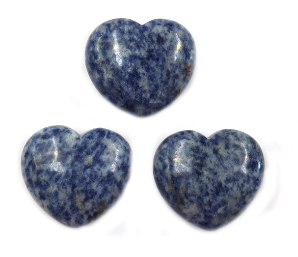 Sodalite Heart 1pc