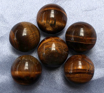 Tigers Eye Sphere 1pc