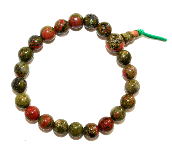 Unakite Power Bracelet