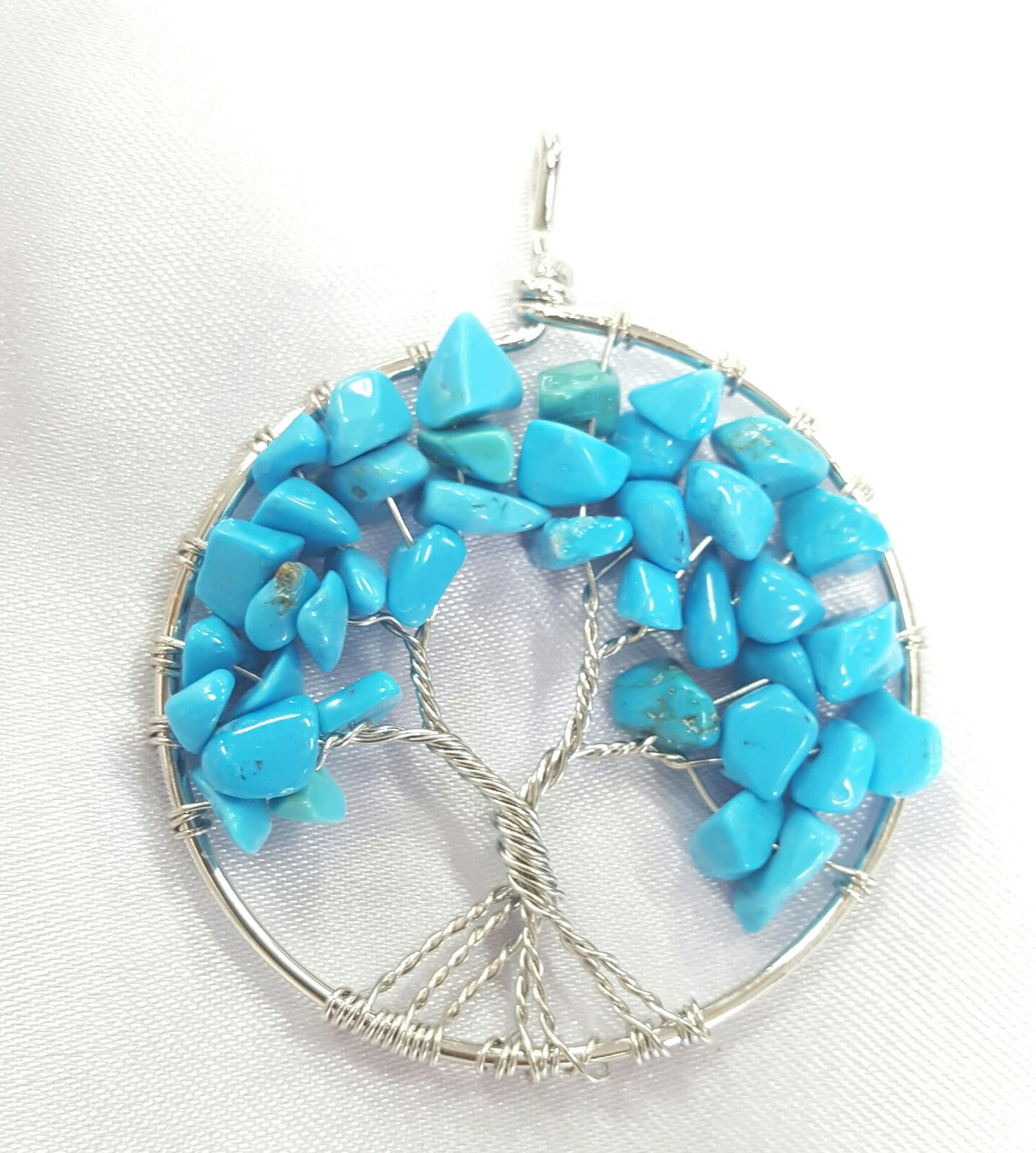 Turquenite Tree of Life P